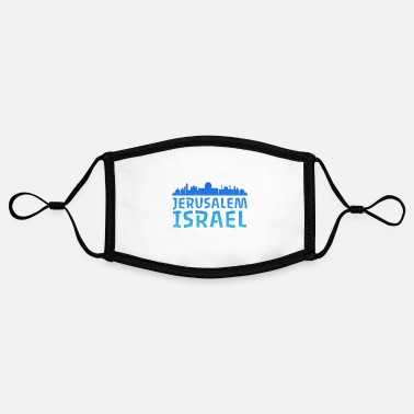 Jerusalem Jerusalem - Contrast mask, adjustable (small)