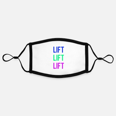 Lift Lift - Kontrastmaske, einstellbar (Small)