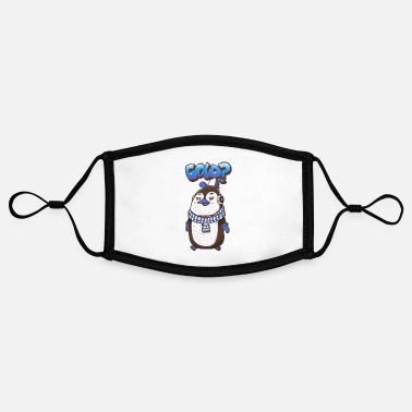Cold Cold? - Contrast mask, adjustable (small)
