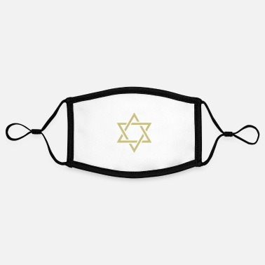 Judaism Judaism - Contrast mask, adjustable (small)