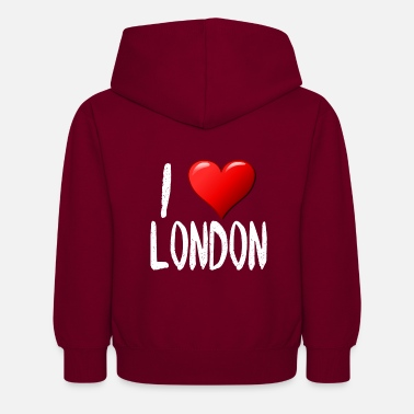 I Love London - Kids Hoodie