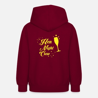 Hen Night Hen Night Crew - Teenager hoodie