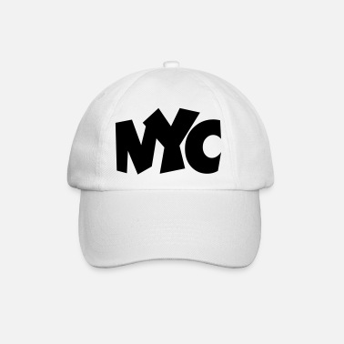 Nyc NYC black - Baseball keps