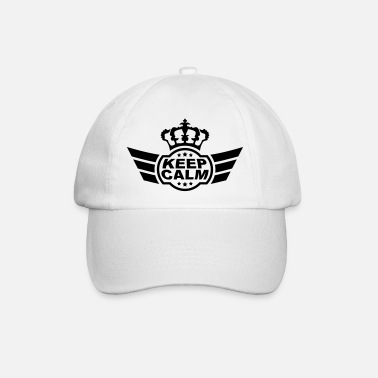 Keep Calm Keep Calm - Baseball cap