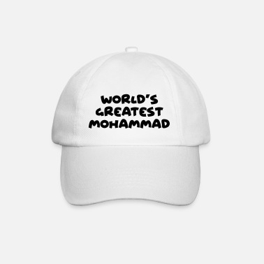 Mohammad worlds greatest mohammad name - Baseball Cap