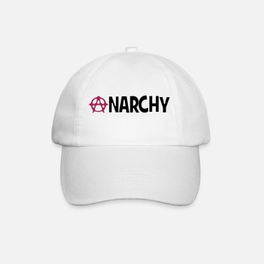 Gouvernement Anarchy - Casquette baseball