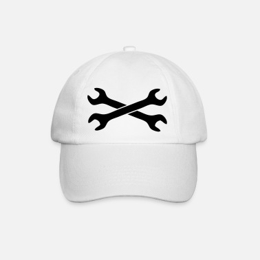Wrench wrench - Baseball Cap