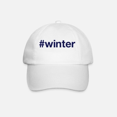 Winter WINTER - Baseball cap