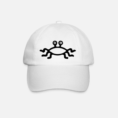 Monster Flying Spaghetti Monster - Baseball cap