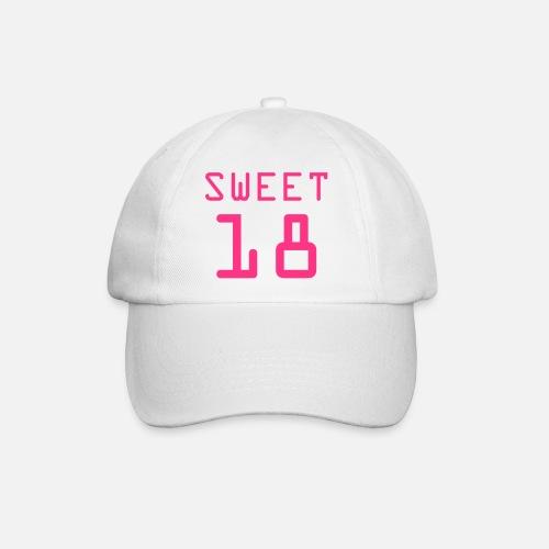 18 Birthday Kid Enfant Anniversaire Geburtstag Baseball Cap