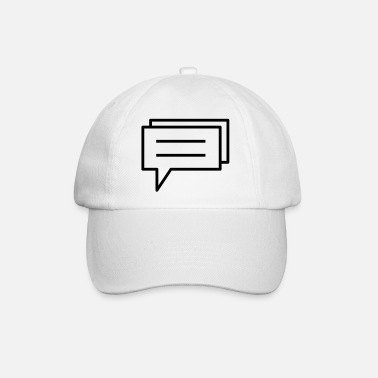 Chat Messages - Baseball Cap