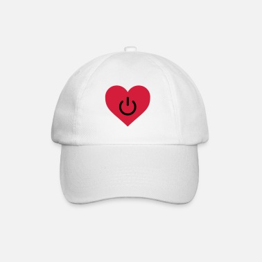 Relationship power of love v2 - Baseball Cap