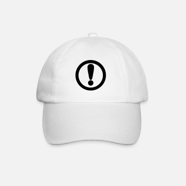 Exclamation exclamation - Baseball Cap