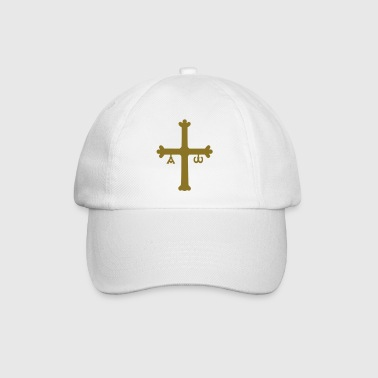 cross - ao - Baseball Cap