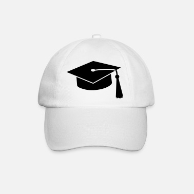 graduation hat v2 - Baseball Cap