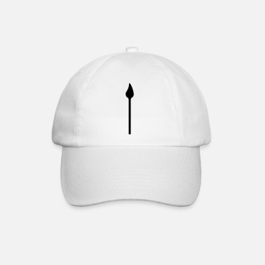 Drawing Painting Symbol paint brush symbol - Baseball Cap