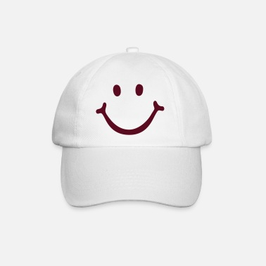 Smile Smiley Smilie - Casquette baseball