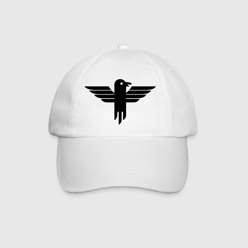 icona aquila / eagle icon (1c) - Cappello con visiera