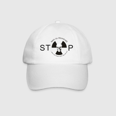no  nuclear energy - Baseball Cap