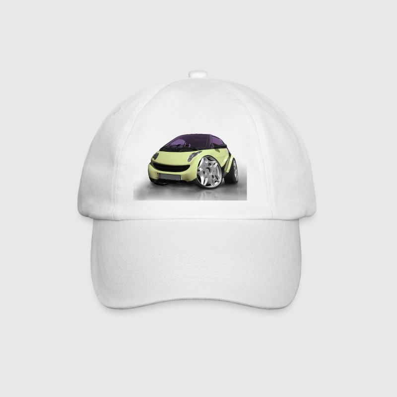 Smart, For two, Auto, Tuning, lustig - Casquette classique