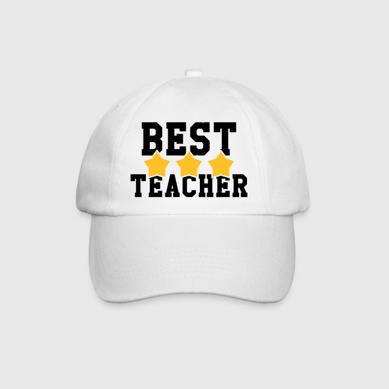 Best Teacher - Baseball Cap