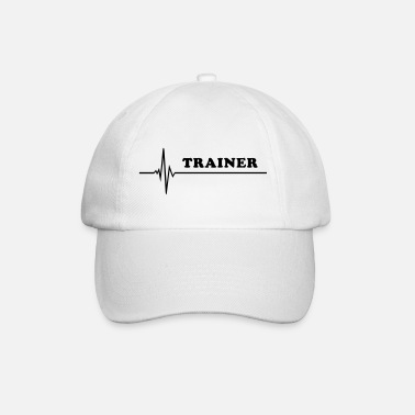 Heart Pulse - Trainer - Baseball Cap