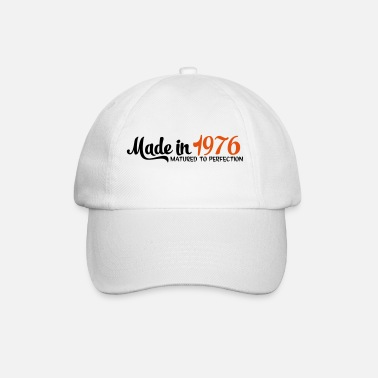 1976 6061912 124613456 made in 1976 - Baseball Cap