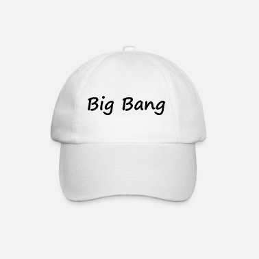 Big big bang - Casquette baseball