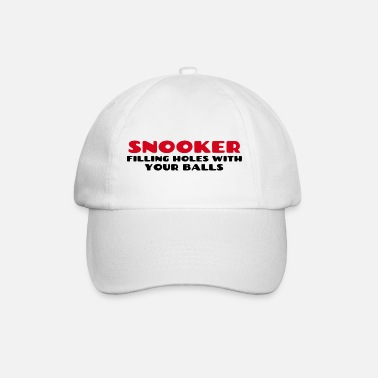 Rude Rude Snooker - Baseball keps