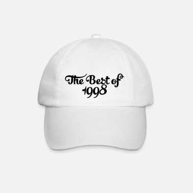 Birthday Geburtstag - Birthday - the best of 1998 (de) - Baseball Cap