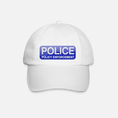 POLICE Policy Enforcement - Baseball Cap
