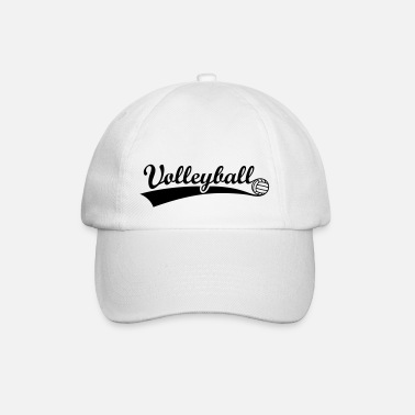 Volley Volleyball  Volley-ball Volley  - Casquette baseball