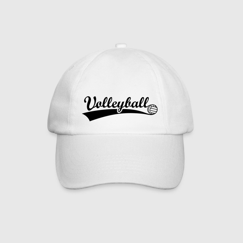 Volleyball Ball  - Baseball Cap