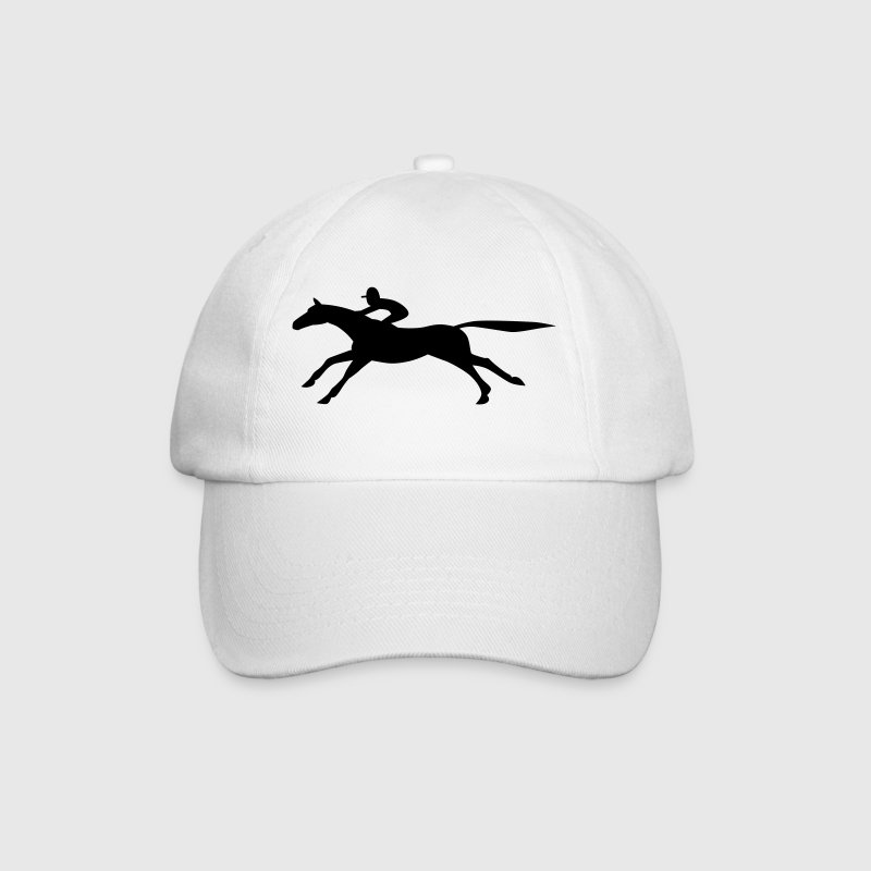 Horse Racing - Baseball Cap
