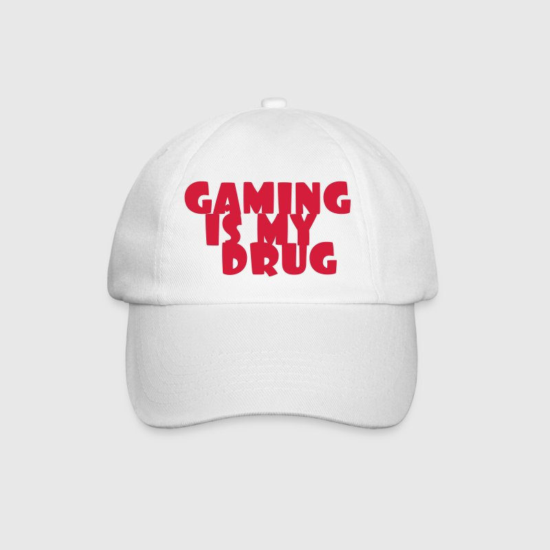 Gamer / Gaming - Cappello con visiera
