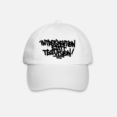 Television Introspectie plaats Television - Baseball cap