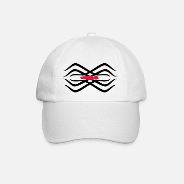 Tatoo tribal Spinnen-Tatoo / tribal spider tatoo (2c) - Baseball Cap