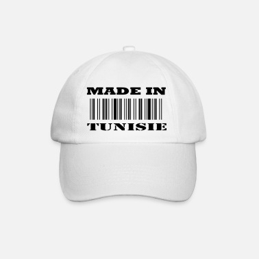 Tunisie Made in TUNISIE - Baseball Cap