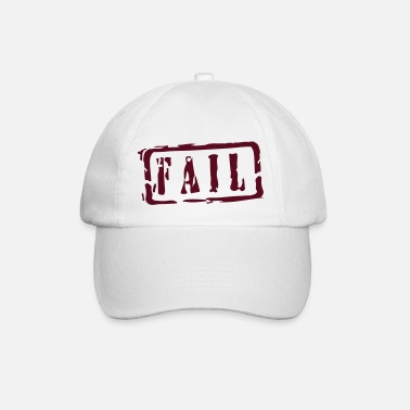 Writing fail writing - Casquette baseball