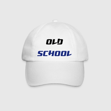 Old School - Baseballcap