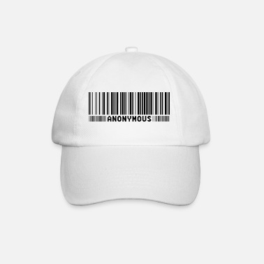 We Do Not Forgive Anonymous Barcode - We Are Legion - Shirt - Baseball Cap