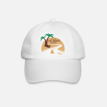 Arabia Saudi Arabia Highway Middle East - Baseball Cap