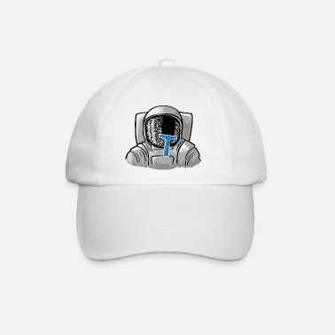 Frost Astronaut mit Frost - Baseball Cap
