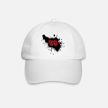 Date Of Birth Date of birth 20 years - Baseball Cap