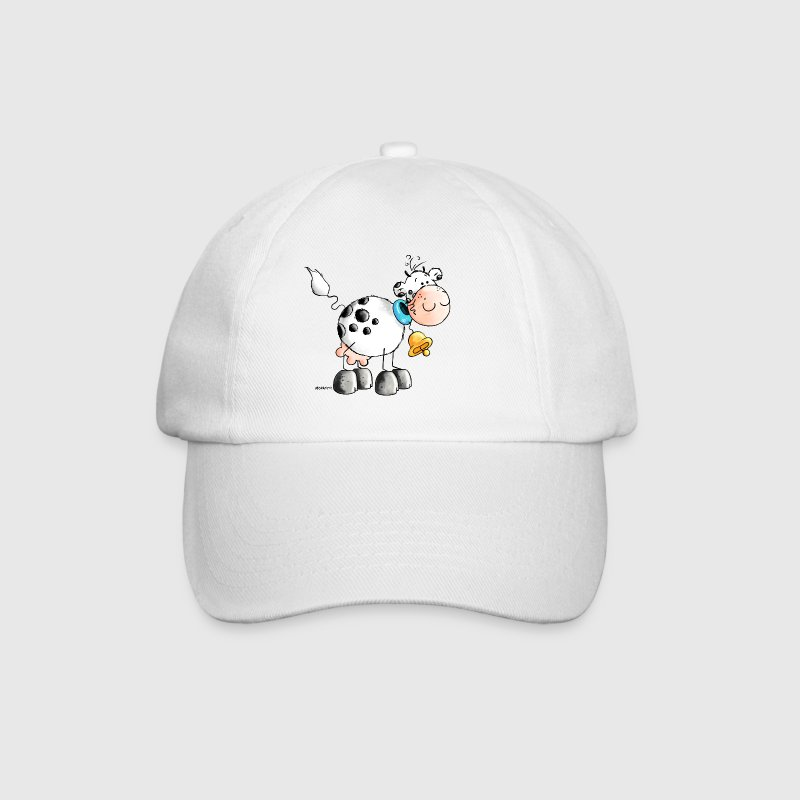 Erna - Vaca - Vacas - Cartoon - Gorra béisbol