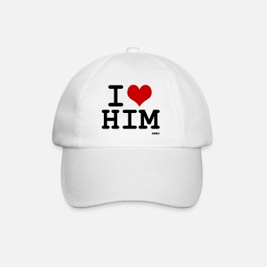 For Him him - Baseball Cap