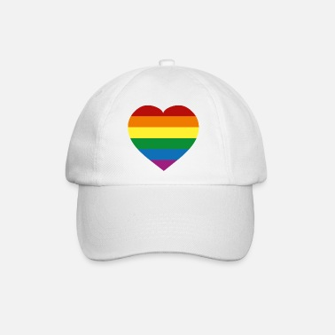Rainbow Rainbow Flag [Gay] - Baseball Cap