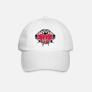 boxing_final - Casquette baseball