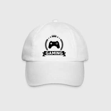 Gamer / Gaming - Baseballkappe
