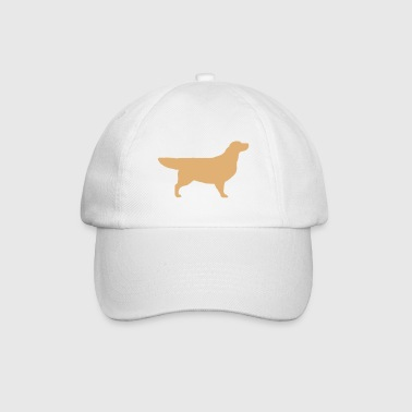 golden retriever  - Baseball Cap